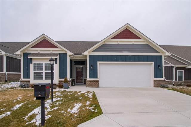 4290 W Hidden Preserve Cove, New Palestine, IN 46163 (MLS #21698983) :: The ORR Home Selling Team