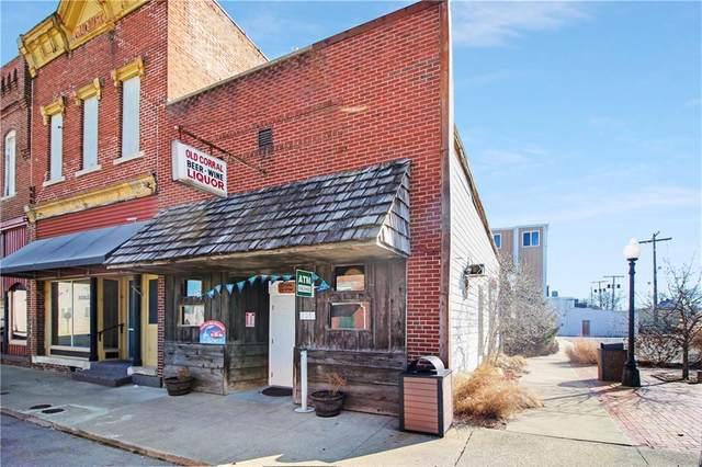 108 S Bill Street, Francesville, IN 47946 (MLS #21699035) :: Pennington Realty Team