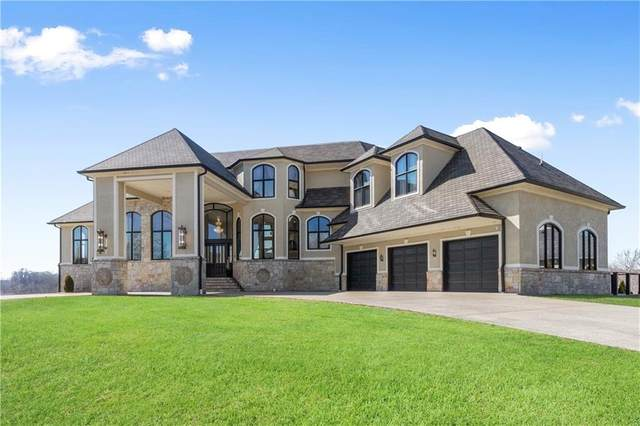 8816 Waterside Drive, Indianapolis, IN 46278 (MLS #21699042) :: The ORR Home Selling Team