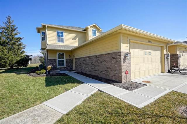 11361 Easterly Boulevard, Fishers, IN 46037 (MLS #21699075) :: The ORR Home Selling Team