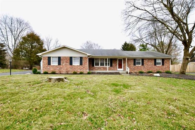 10805 Braewick Drive, Carmel, IN 46033 (MLS #21699114) :: The ORR Home Selling Team
