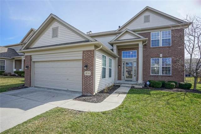 13945 Avalon Boulevard, Fishers, IN 46037 (MLS #21699142) :: Richwine Elite Group