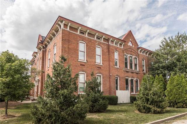 714 Buchanan Street #17, Indianapolis, IN 46203 (MLS #21699143) :: The ORR Home Selling Team