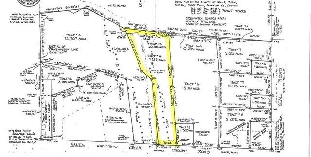 26167 Sanes Creek Road, Laurel, IN 47024 (MLS #21699159) :: David Brenton's Team