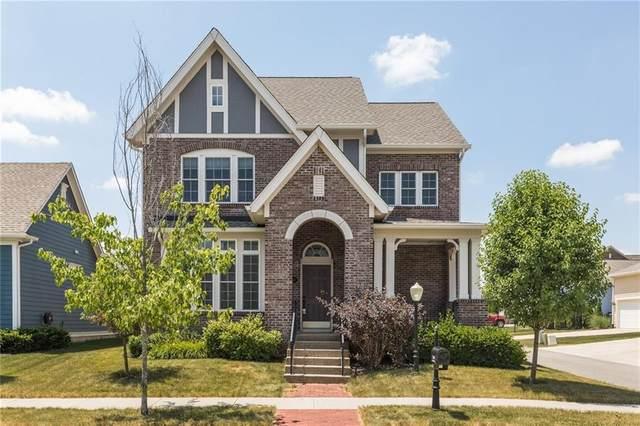 12644 Malcombe Street, Carmel, IN 46032 (MLS #21699190) :: The ORR Home Selling Team