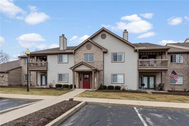 12584 Tennyson Lane #206, Carmel, IN 46032 (MLS #21699215) :: AR/haus Group Realty