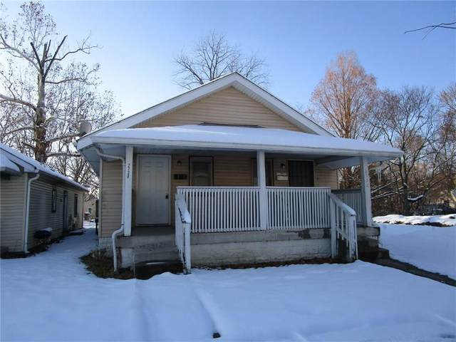 2720 N Olney Street, Indianapolis, IN 46218 (MLS #21699229) :: The Indy Property Source