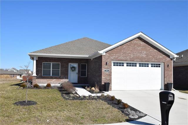 9 Silver Leaf Drive, Crawfordsville, IN 47933 (MLS #21699235) :: David Brenton's Team