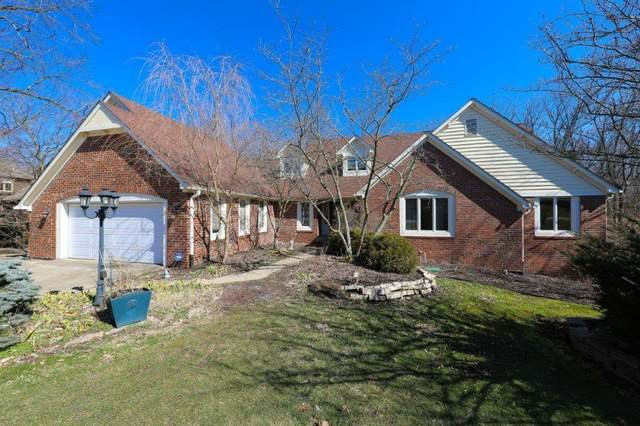 8425 Halyard Way, Indianapolis, IN 46236 (MLS #21699328) :: The Evelo Team