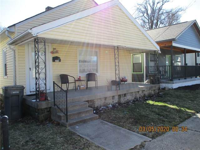 1459 E 24th Street, Indianapolis, IN 46218 (MLS #21699385) :: Dean Wagner Realtors