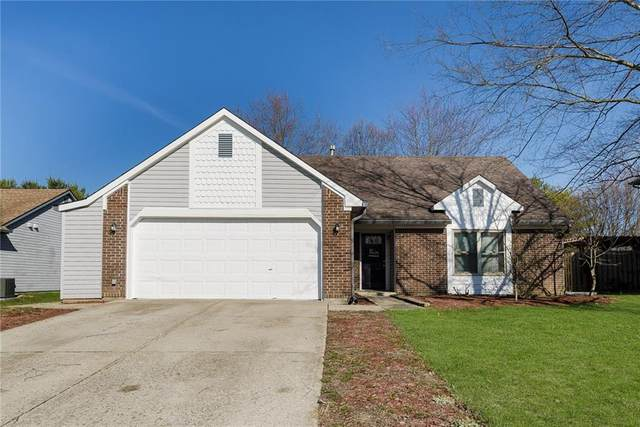 7343 Cobblestone East Drive, Indianapolis, IN 46236 (MLS #21699396) :: The Evelo Team