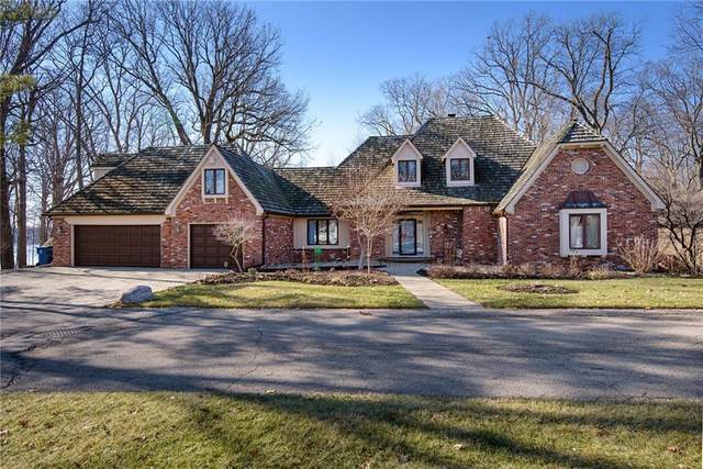 10715 Compass Court, Indianapolis, IN 46256 (MLS #21699404) :: Richwine Elite Group