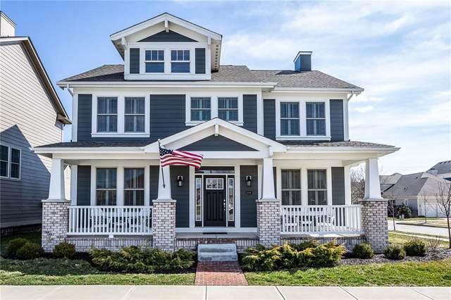 12725 Kossuth Street, Carmel, IN 46032 (MLS #21699406) :: The ORR Home Selling Team