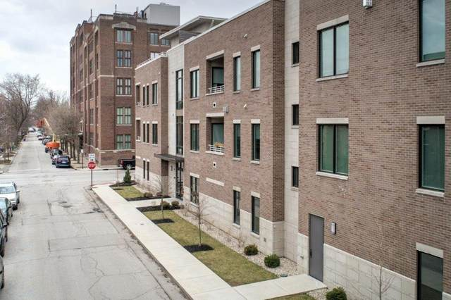 504 N Park Avenue #3, Indianapolis, IN 46202 (MLS #21699435) :: The ORR Home Selling Team