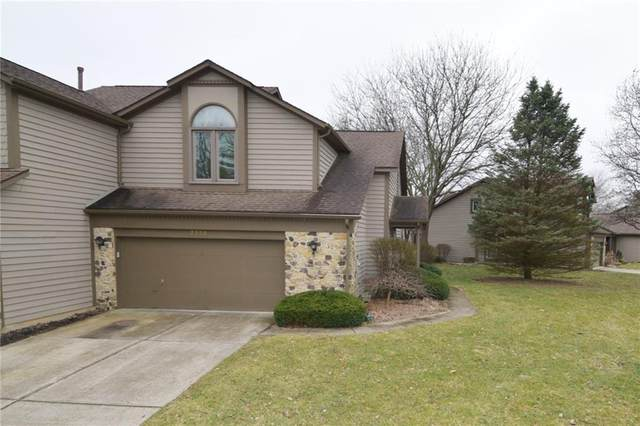 2339 Calaveras Way, Indianapolis, IN 46240 (MLS #21699448) :: The ORR Home Selling Team