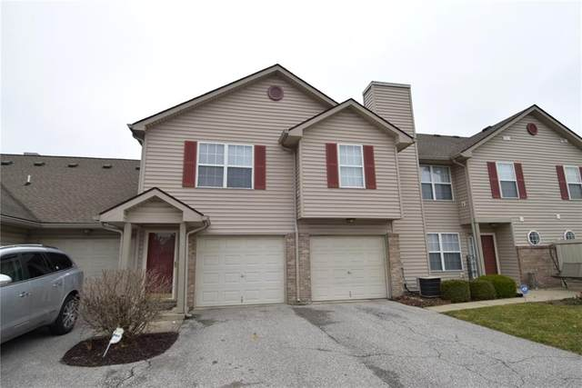 5470 Kelvington Lane, Indianapolis, IN 46254 (MLS #21699493) :: The Indy Property Source