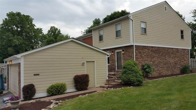 317 Heather Drive, Carmel, IN 46032 (MLS #21699538) :: The ORR Home Selling Team