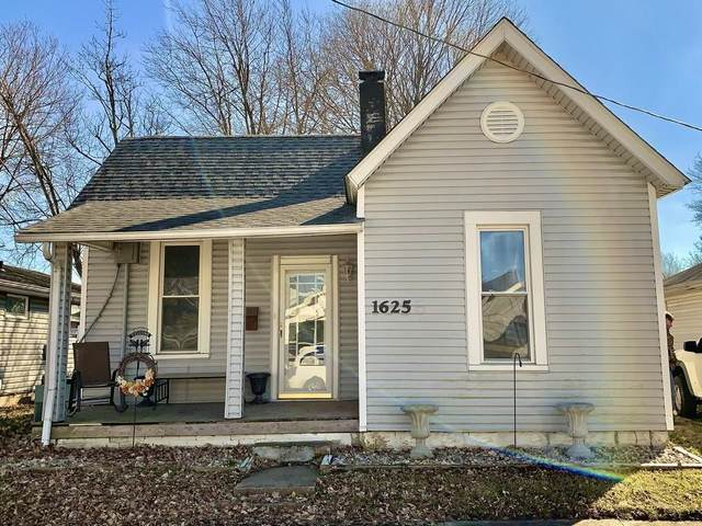 1625 R Avenue, New Castle, IN 47362 (MLS #21699593) :: HergGroup Indianapolis