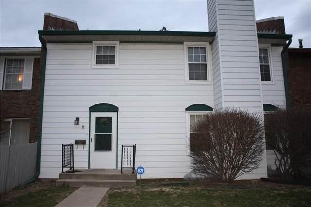 1830 N Wellesley, Indianapolis, IN 46219 (MLS #21699595) :: The ORR Home Selling Team