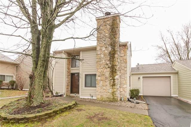 5767 Overcrest Drive, Indianapolis, IN 46237 (MLS #21699612) :: AR/haus Group Realty