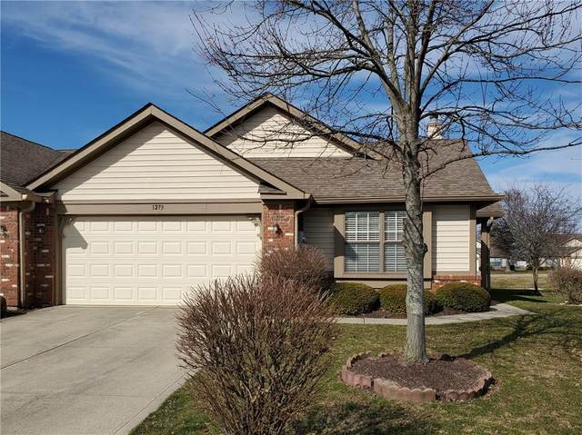 1273 Arlington Drive, Greenfield, IN 46140 (MLS #21699632) :: AR/haus Group Realty