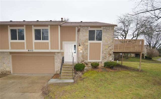 8002 Sunfield Court, Indianapolis, IN 46214 (MLS #21699669) :: The ORR Home Selling Team