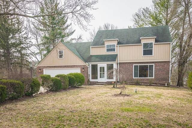 204 E Lakewood Drive, Bloomington, IN 47408 (MLS #21699737) :: The Indy Property Source