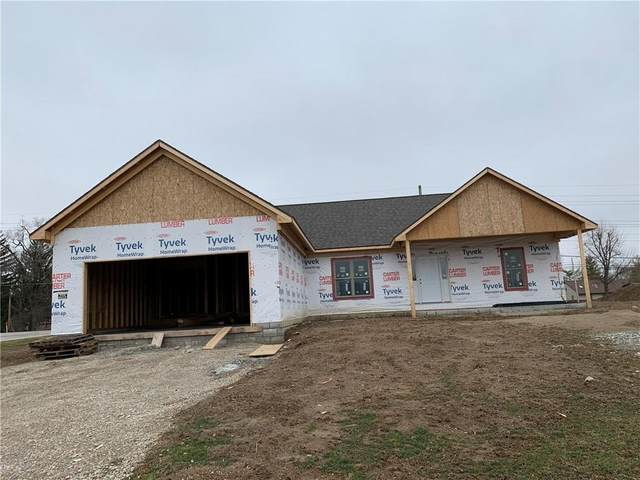 6000 Lion Run Drive, Muncie, IN 47303 (MLS #21699773) :: Mike Price Realty Team - RE/MAX Centerstone