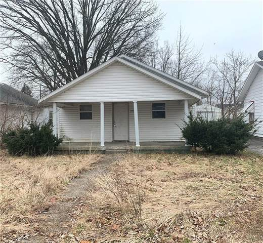 1811 E Hines Street, Muncie, IN 47303 (MLS #21699782) :: The ORR Home Selling Team