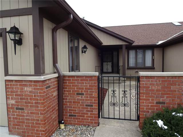 14 Torchwood Court 5-A, Lafayette, IN 47905 (MLS #21699784) :: The ORR Home Selling Team