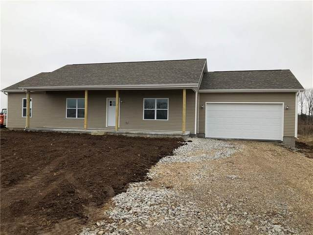 2164 S Friendship Drive, Paragon, IN 46166 (MLS #21699788) :: The Indy Property Source