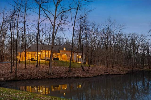 4345 N Banta Road, Bargersville, IN 46106 (MLS #21699799) :: David Brenton's Team