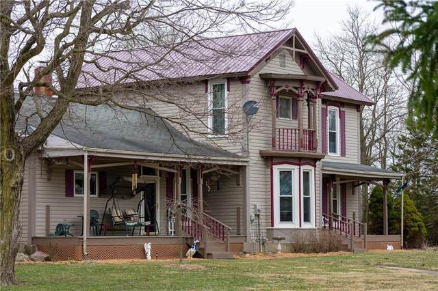 3091 N Messick Road, New Castle, IN 47362 (MLS #21699821) :: HergGroup Indianapolis