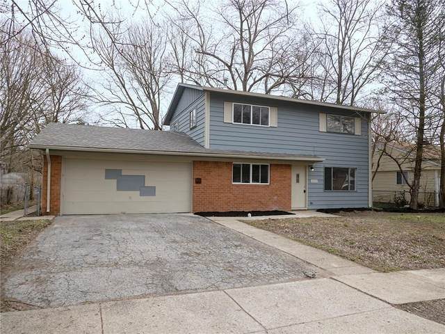 3629 N Wittfield Street, Indianapolis, IN 46235 (MLS #21699841) :: Richwine Elite Group