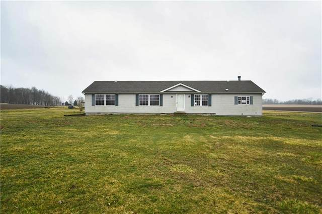 861 N Shuler Road, Paragon, IN 46166 (MLS #21699870) :: The Indy Property Source