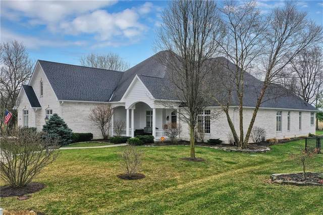 5779 W Boulder Creek Court, New Palestine, IN 46163 (MLS #21699880) :: The Indy Property Source