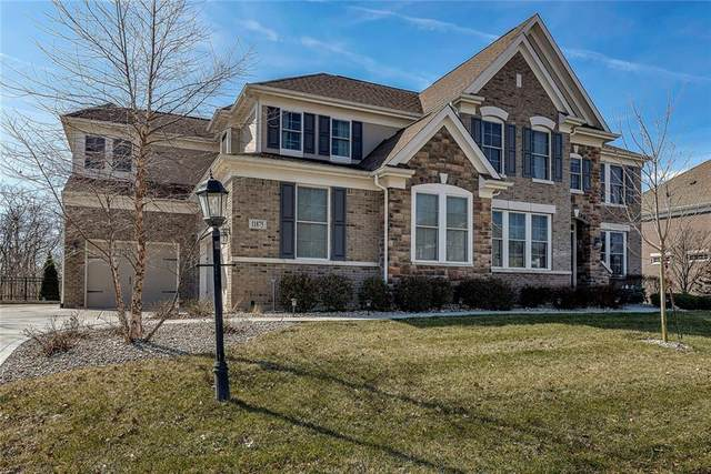 11875 Edgefield Drive, Fishers, IN 46037 (MLS #21699899) :: Richwine Elite Group