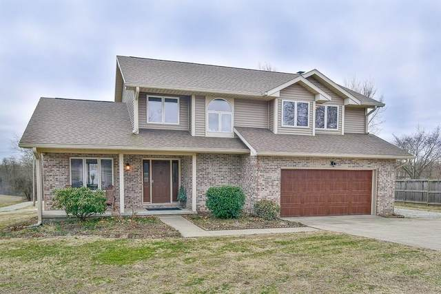 3830 N Russell Road, Bloomington, IN 47408 (MLS #21699985) :: The Indy Property Source