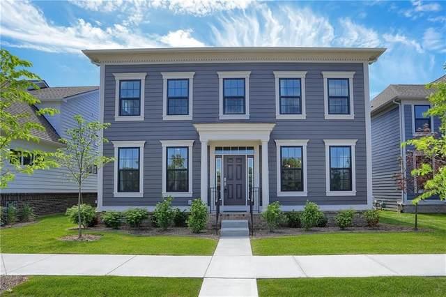 1511 Lash Street, Carmel, IN 46032 (MLS #21699990) :: Anthony Robinson & AMR Real Estate Group LLC