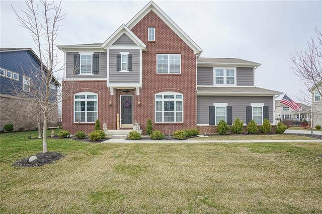16023 Prince Court, Noblesville, IN 46062 (MLS #21699996) :: Richwine Elite Group