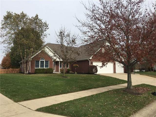 5308 Culver Lane, Plainfield, IN 46168 (MLS #21700018) :: The Evelo Team