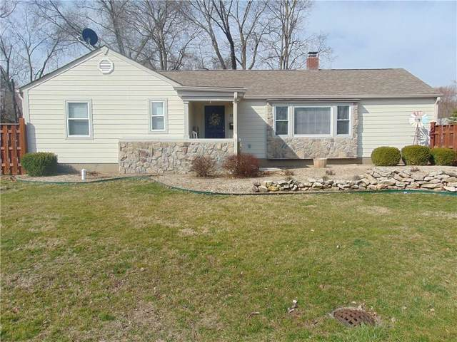 1250 N Lynhurst Drive, Speedway, IN 46224 (MLS #21700049) :: Mike Price Realty Team - RE/MAX Centerstone