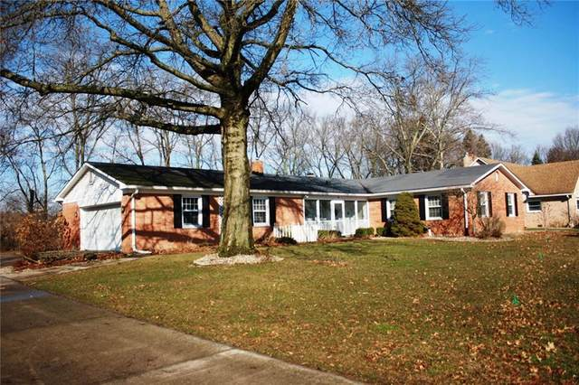 57 Ridgeway Drive, Brownsburg, IN 46112 (MLS #21700082) :: The ORR Home Selling Team