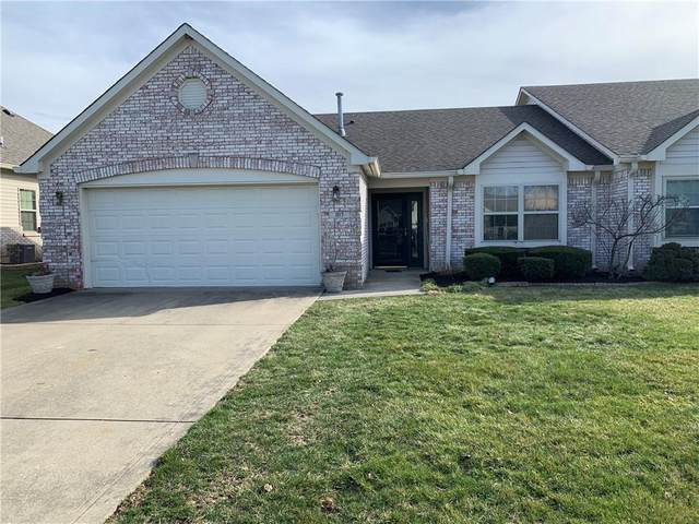 1617 Fairfield Cr G #0, Greenfield, IN 46140 (MLS #21700134) :: AR/haus Group Realty