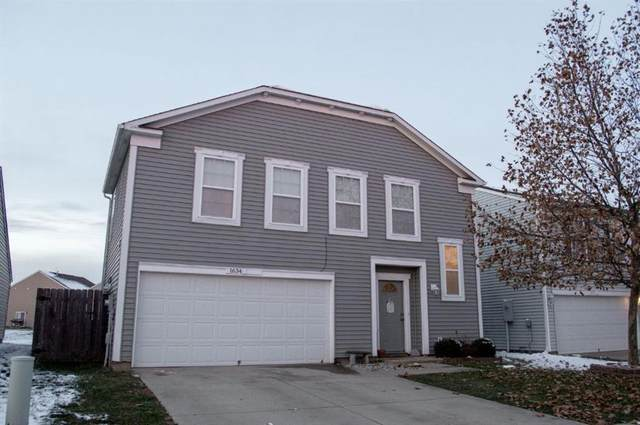 1634 Carriage Circle, Shelbyville, IN 46176 (MLS #21700139) :: The Indy Property Source
