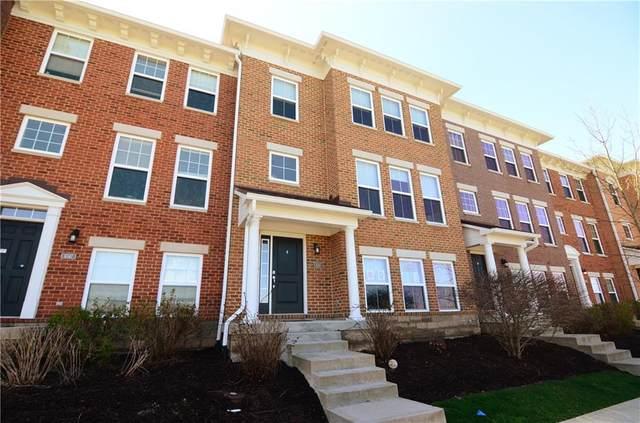 6343 Schooler Drive, Whitestown, IN 46075 (MLS #21700157) :: The ORR Home Selling Team