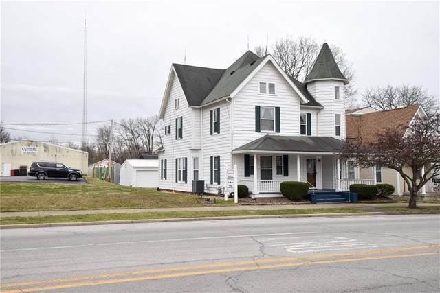 325 E Main Street, Greenfield, IN 46140 (MLS #21700161) :: The Indy Property Source