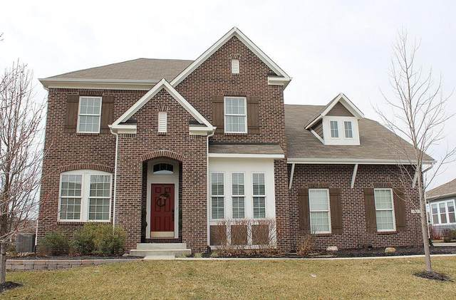 6023 Stroup Drive, Noblesville, IN 46062 (MLS #21700197) :: The Evelo Team