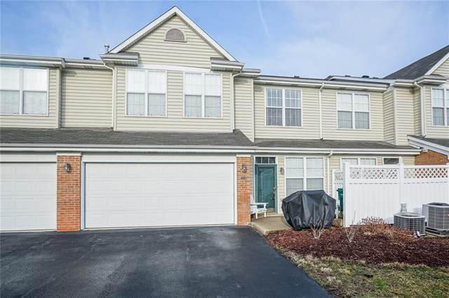 9514 Brightwell Drive, Indianapolis, IN 46260 (MLS #21700217) :: AR/haus Group Realty