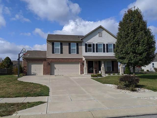 2446 Mcgregor Drive, Avon, IN 46123 (MLS #21700225) :: The Evelo Team